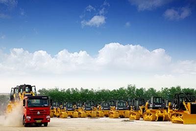 山推荣获第一批中国制造业单向冠军企业